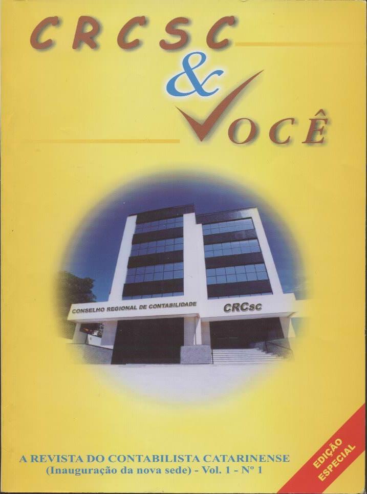 Visualizar v. 1 n. 1 (2001): Dezembro-Março