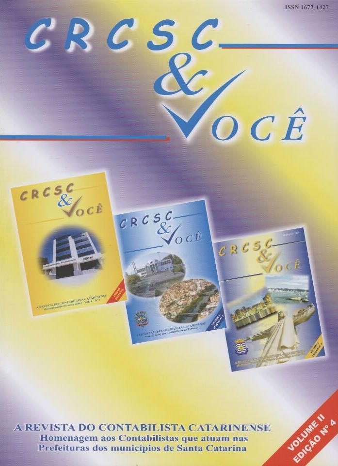 Visualizar v. 2 n. 4 (2003): Dezembro-Março