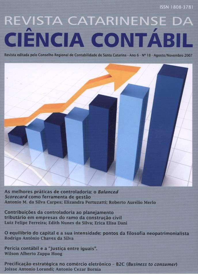 Visualizar v. 6 n. 18 (2007): Agosto-Novembro