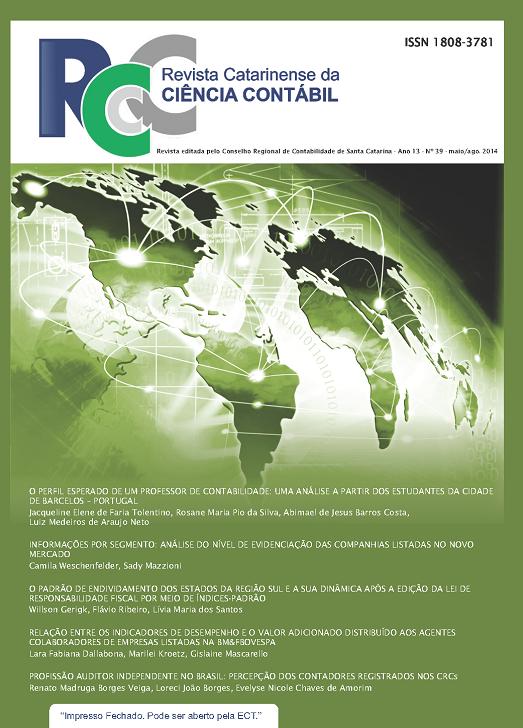 Visualizar v. 13 n. 39 (2014): Maio-Agosto