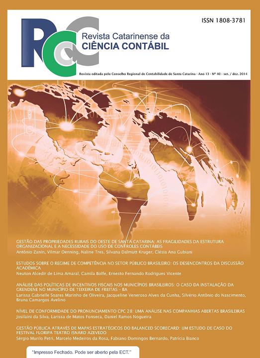 Visualizar v. 13 n. 40 (2014): Setembro-Dezembro